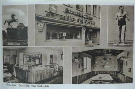 Max postcard